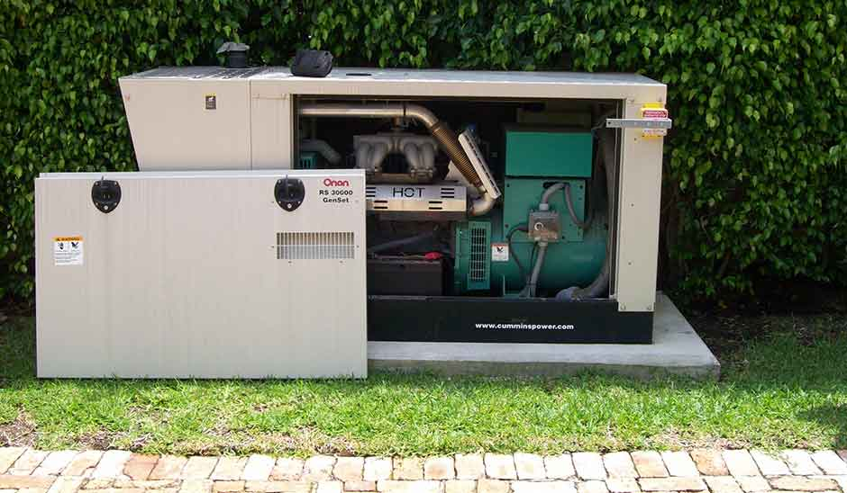 West Palm Beach Generator Maintenance